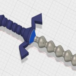 mastersword1.png Download STL file The Master PLug • Design to 3D print, monsterpiece