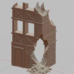 Descargar modelos 3D para imprimir Edificio de la ciudad, payo