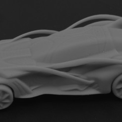 batmobil 2.jpg Download STL file Batmobile #1 • 3D printing design, payo