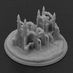 Descargar diseños 3D Dol Guldur para la Guerra del Anillo, payo