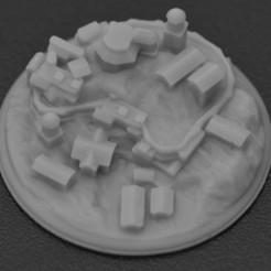 Descargar archivo 3D Dale para la Guerra del Anillo, payo