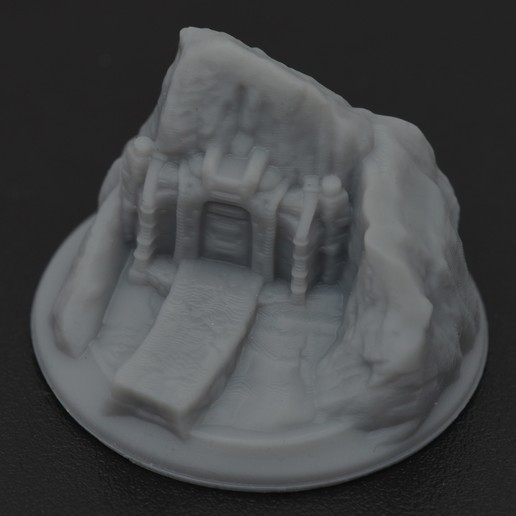 Download 3D print files Mount Gundabad for War of the Ring, payo