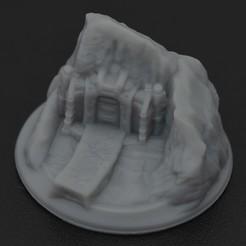 Descargar diseños 3D El Monte Gundabad para la Guerra del Anillo, payo