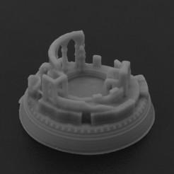 Descargar archivos 3D Amon súl y Bree para la Guerra del Anillo, payo