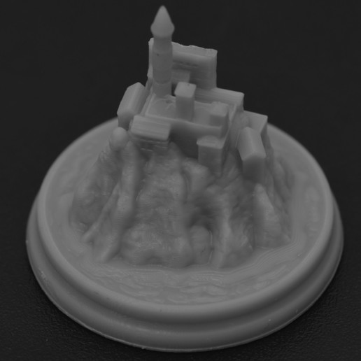 Download 3D printer templates Dol Amroth for War of the Ring, payo