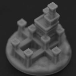 Descargar archivos 3D Angmar para la Guerra del Anillo, payo