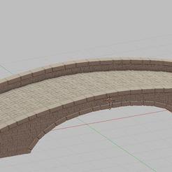 Przechwytywanie.JPG Télécharger fichier STL Pont • Modèle pour imprimante 3D, payo