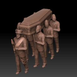 Descargar modelos 3D Baile del Ataúd :), payo