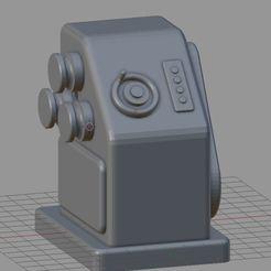 Download 3D printer files Machine #8, payo