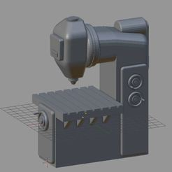 Download 3D model Machine #4, payo
