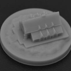 Descargar diseños 3D Edoras para la Guerra del Anillo, payo