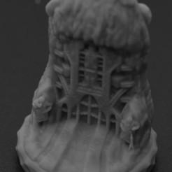 Imprimir en 3D Erebor para la Guerra del Anillo, payo