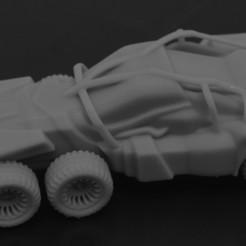 batmobil.jpg Download STL file Batmobile #2 • 3D printable design, payo
