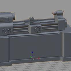 Download 3D printing files Machine #2, payo