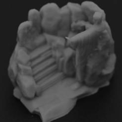 Imprimir en 3D Argonauta #2 para la Guerra del Anillo, payo