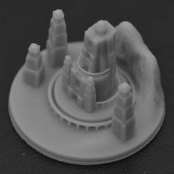 Descargar modelo 3D Far Harad para la Guerra del Anillo, payo