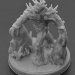 Descargar modelos 3D Ent para la Guerra del Anillo, payo