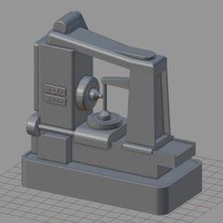 Download 3D printer templates Machine #1, payo