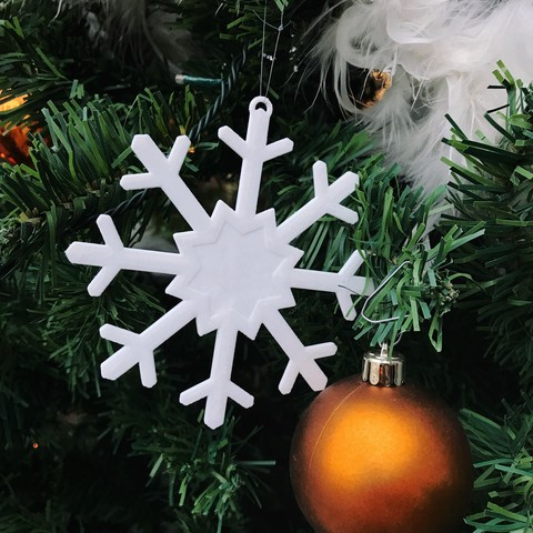 Fichier 3D gratuit Décoration sapin de Noël, TiZYX-fr