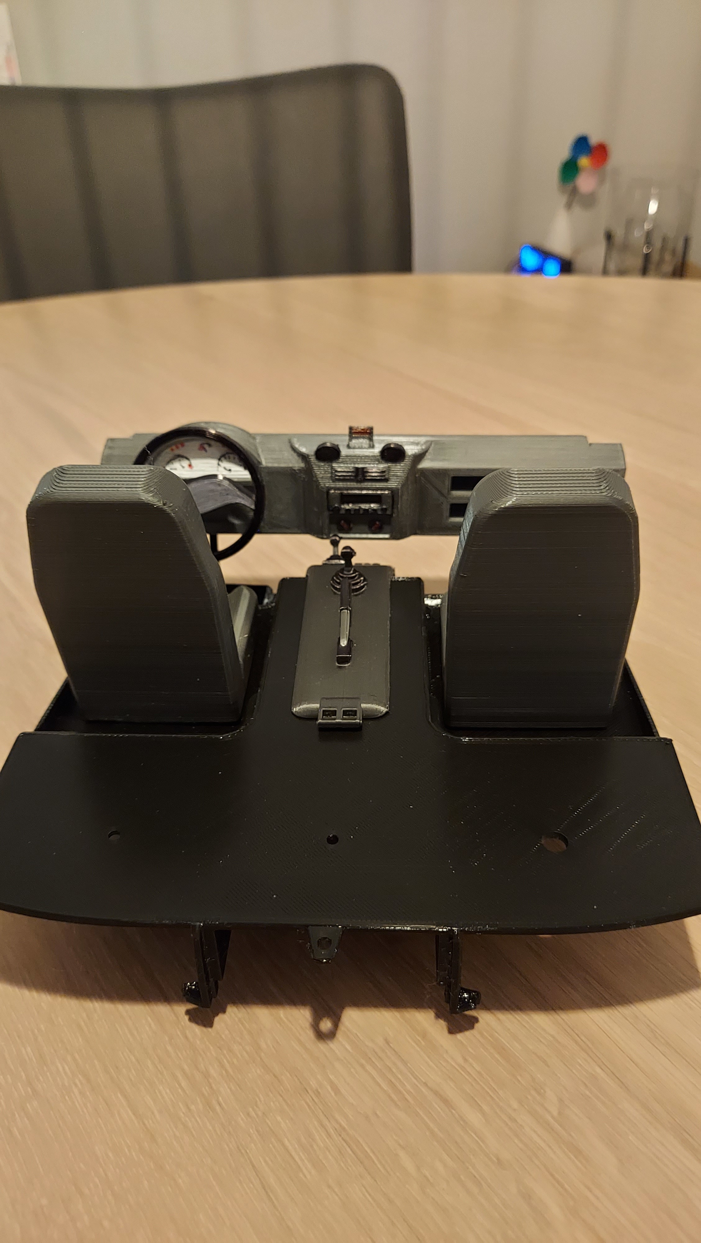 Download STL file Passenger compartment support for TRX4 RC 1/10 chassis • 3D printer object, ldhscholing