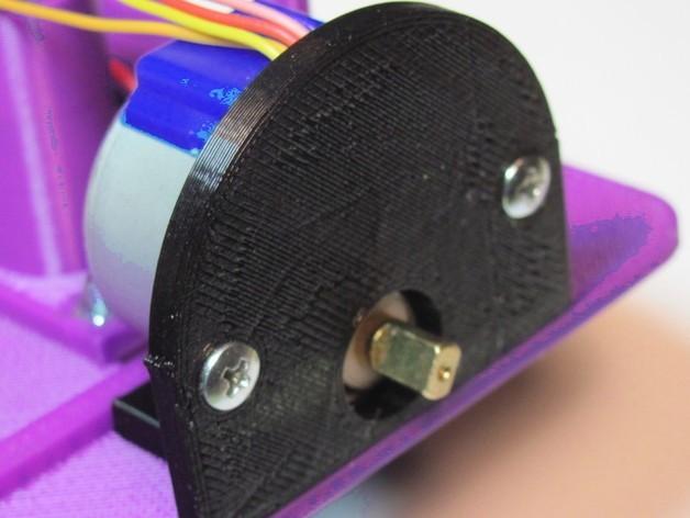 05_stepper_bracket_2_preview_featured.jpg Télécharger fichier STL gratuit Support pas-à-pas pour robot de dessin • Objet pour imprimante 3D, MakersBox