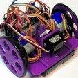 00_front_preview_featured.JPG Télécharger fichier STL gratuit Châssis pour Robot Dessinateur • Design pour imprimante 3D, MakersBox