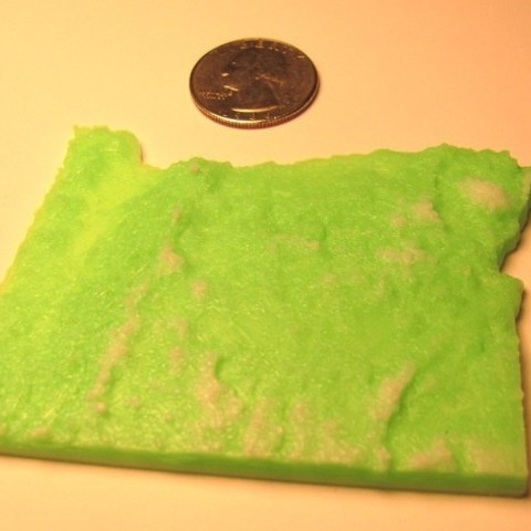 oregon_preview_featured.jpg Download free STL file Oregon • 3D printable object, MakersBox