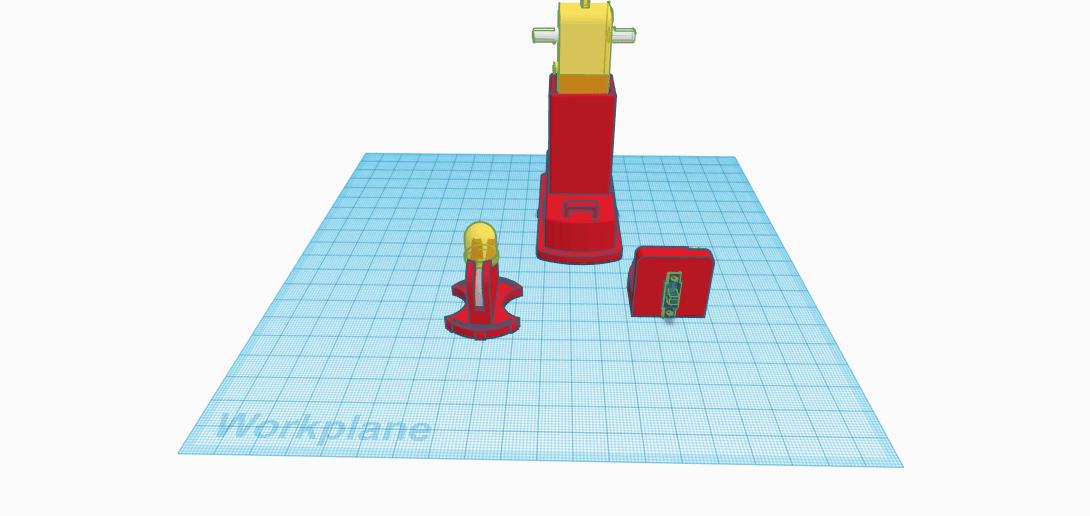 Fantastic Elzing.png Download free STL file the robot  • 3D print object, superlego1373