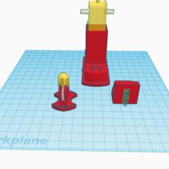 Télécharger fichier impression 3D gratuit le robot, superlego1373