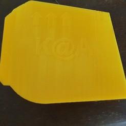 20200531_202812.jpg Télécharger fichier STL gratuit Gardien de la chaîne SRAM • Modèle à imprimer en 3D, kiatkla