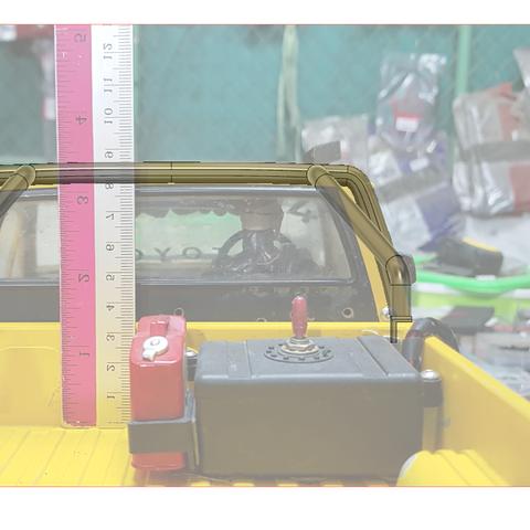 YOTA rool bar V2-3.png Download STL file TOYOTA HARD BODY SHELL ROOL BAR  • 3D printer design, kiatkla