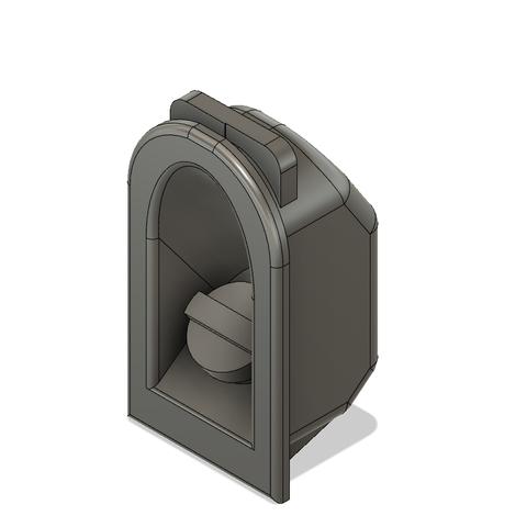 Télécharger modèle 3D Pot à carburant pour TRX4 SCX10 D10 FORD K5 Jeep RC4WD RC4WD, kiatkla