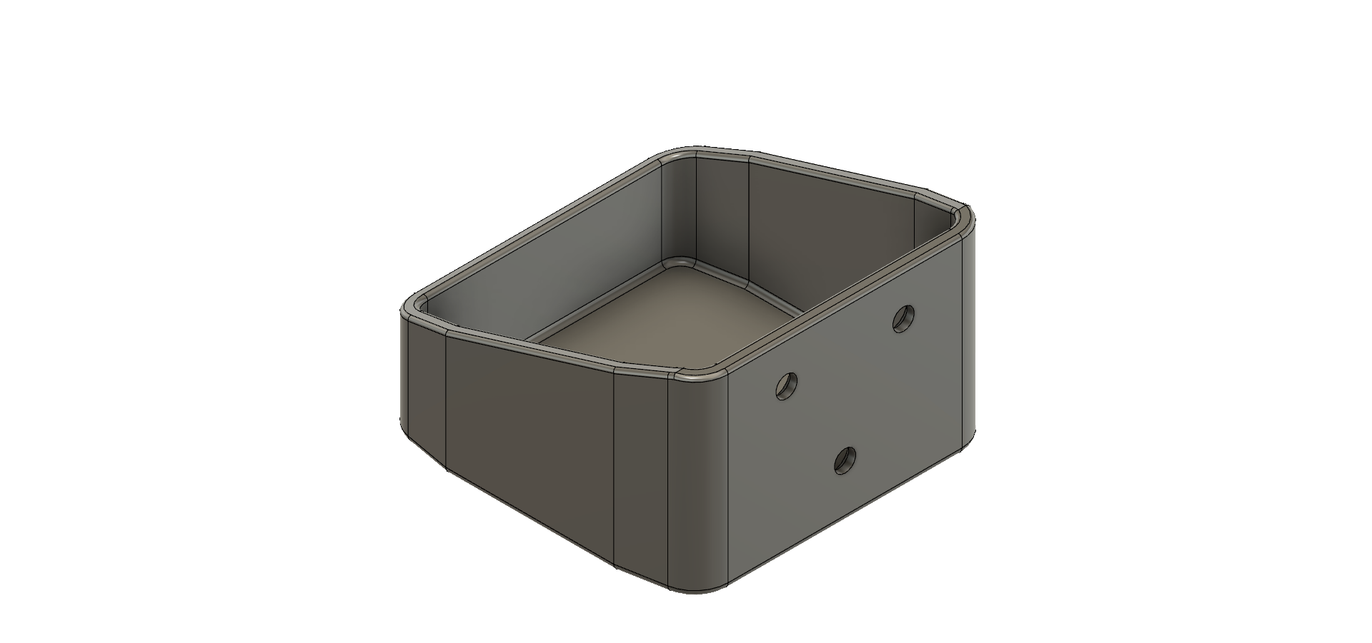 Jerry can support 2-2-BA.png Download STL file JERRY CAN FUEL CAN TRX4 SCX10 K5 RC4WD SCALE RC Support • 3D print object, kiatkla