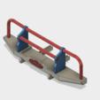 3D print model TRX4 Front Bumper 2 Bar, kiatkla