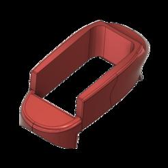 23.png Télécharger fichier STL P2000SK - Poignée d'adaptateur magnétique USPC/P2000 • Design pour impression 3D, kiatkla