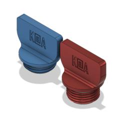 Free STL file plug for water trap 1/2 inch , kiatkla