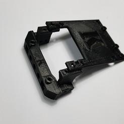 3D file TRX4 Servo forward add tray, kiatkla