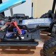 Diseños 3D Bandeja de batería TRX4 baja CG TRX4, kiatkla