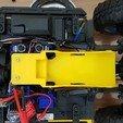 Download 3D printing designs TRX4 battery tray low CG TRX4 , kiatkla