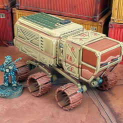 Download 3D print files Prospector Rover - 28mm, tabletop-terrain