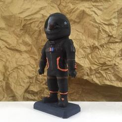 Descargar STL Fortnite Mini Dark Voyager, Malek_