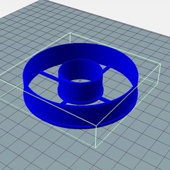 Download 3D printer designs Donut Cutter, Josualuis