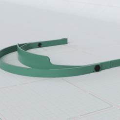 visor revatible v7.png Télécharger fichier STL mask covid19 rebated (masque de coronavirus rebated) • Plan imprimable en 3D, 3liasD