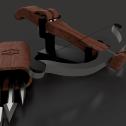 aaaa.png Download STL file mini crossbow • 3D printable model, 3liasD