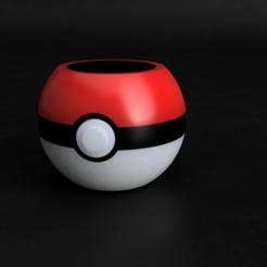 a97f90a8-6e2d-4a65-8c6b-8c6b78fbbbb9.PNG Télécharger fichier STL gratuit Pokeball • Plan imprimable en 3D, 3liasD