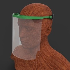 Download free STL file mask covid19 (coronavirus mask) • 3D printable model, 3liasD