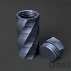 Download STL file jar,jar • 3D printable object, 3liasD