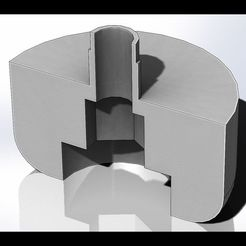 Download STL file Support for the Wardrobe. • 3D printing object, agztech3d