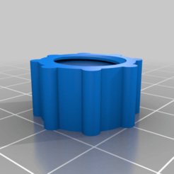Download free 3D printing templates Oilers cap, agztech3d