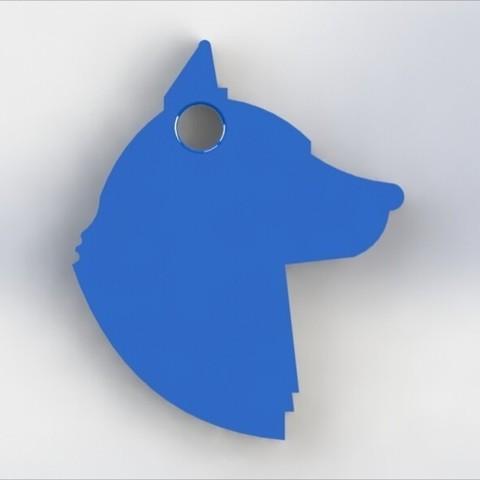 IMG_20180720_110231.jpg Download STL file Dog Necklace • Model to 3D print, deyson20